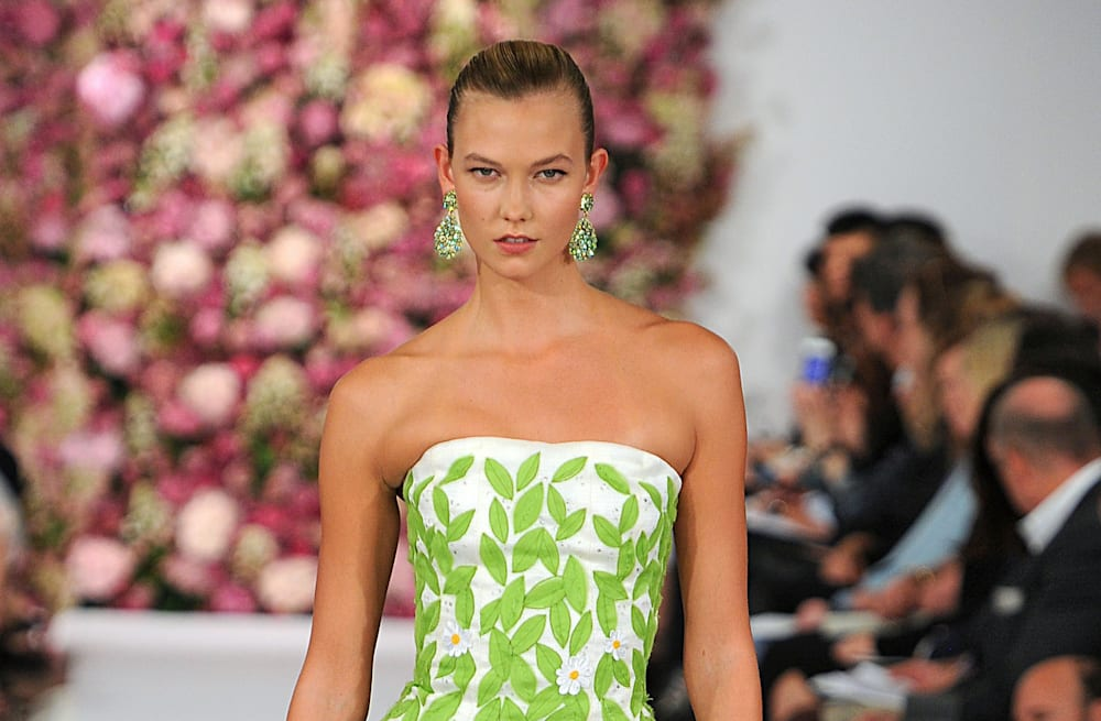 24e302537 Oscar de la Renta Spring 2015 is stunningly beautiful, and we want it all