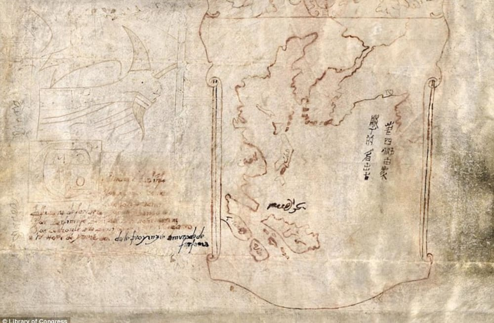 Map Of America Before Columbus.Marco Polo May Have Discovered America Hundreds Of Years Before