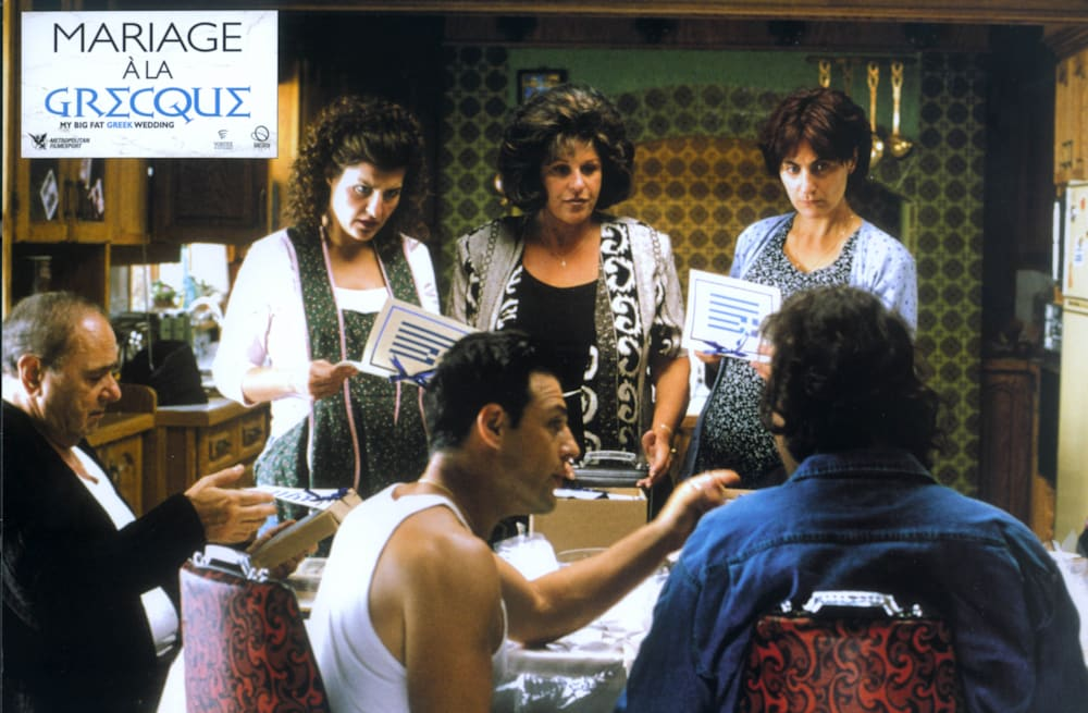 My Big Fat Greek Wedding 2 Trailer The Cast Is Back For A Second Round Of Nuptials Aol Entertainment
