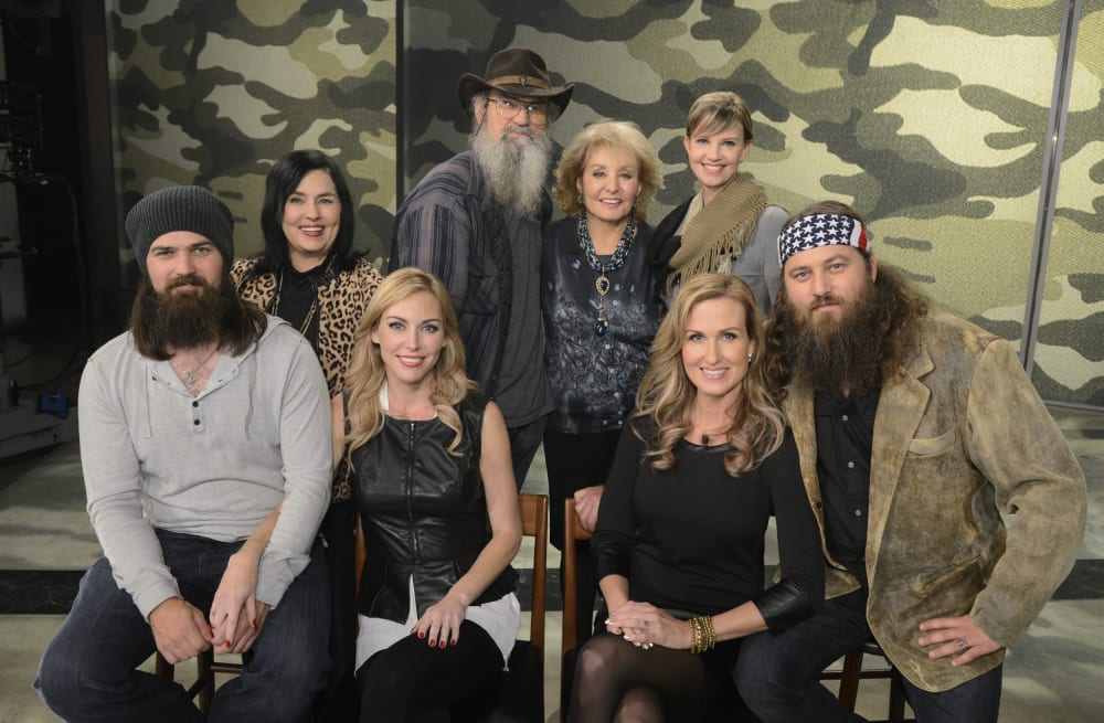 Duck Dynasty Jep Robertson I About Died Aol Entertainment