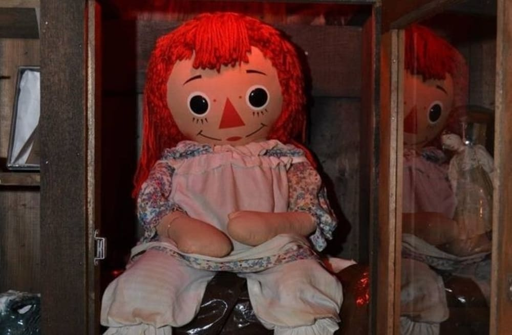 The story behind the 'evil' and 'dangerous' Annabelle doll