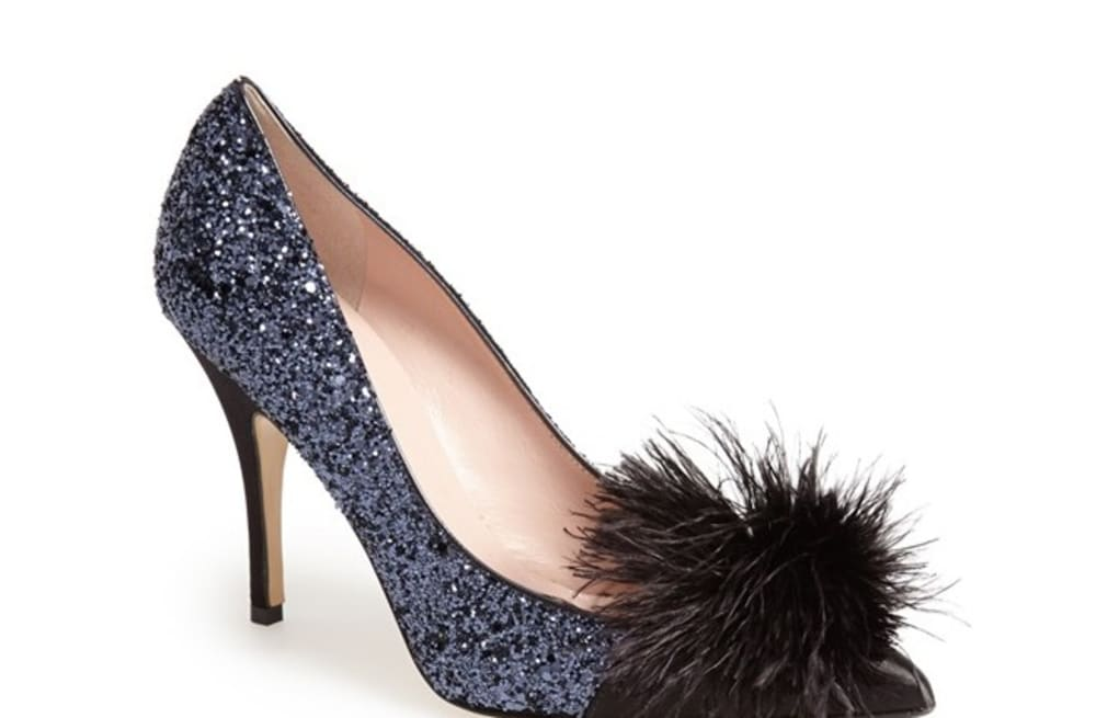 b550751fbda Dazzle all night long: 15 (REALLY pretty) holiday party shoes - AOL ...