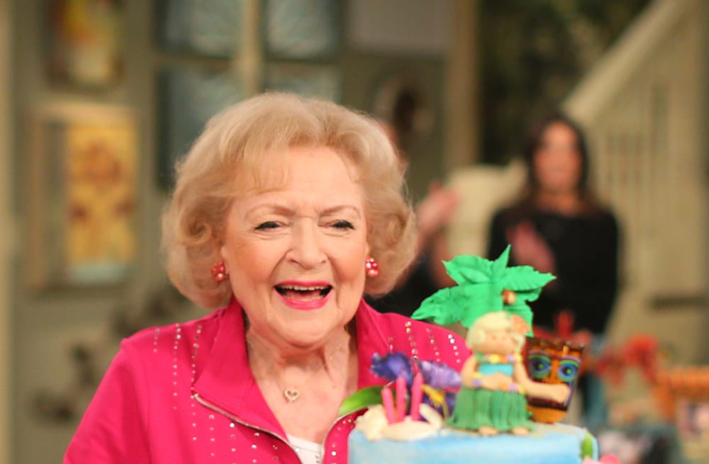 49d2dfd0c With her 96th birthday in sight, Betty White reveals her surprising ...