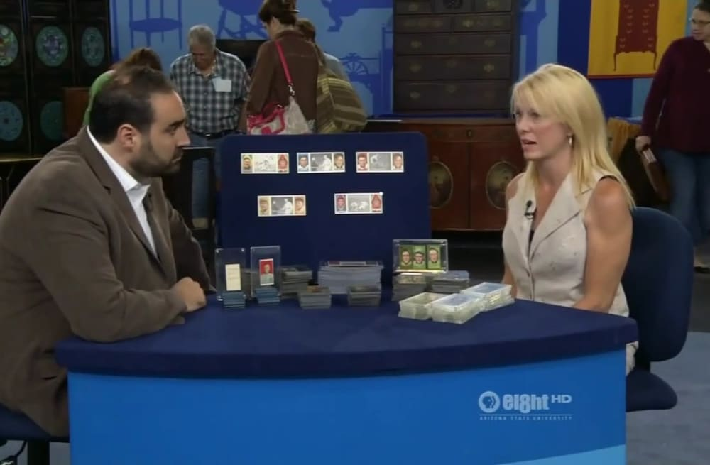 Another Baseball Card Collection Wows On Antiques Roadshow