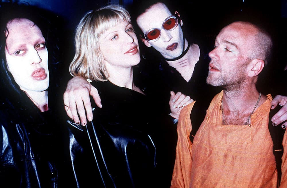Marilyn manson courtney love has slept with pretty much every slideshow preview image 38 photos marilyn manson bookmarktalkfo Images