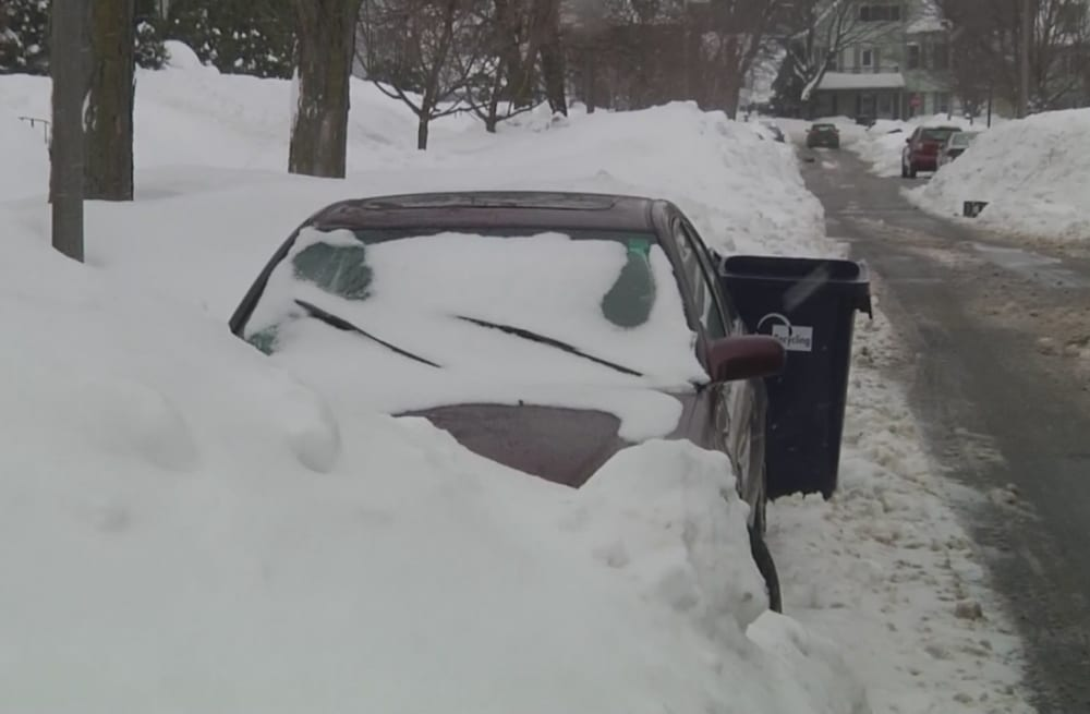 Storm may ramp up, unload heavy snow from Long Island to