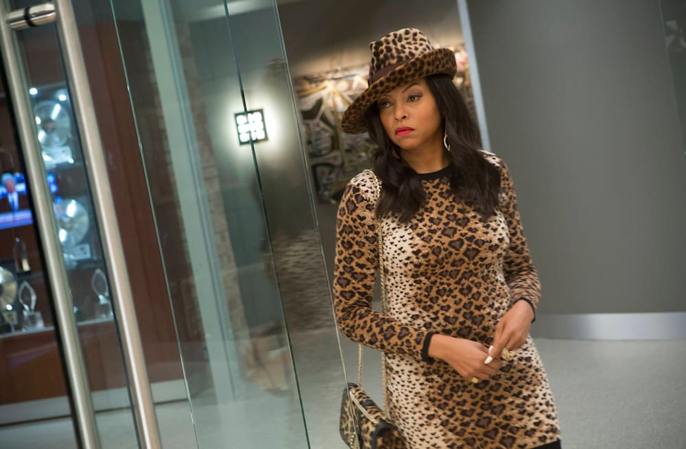 Taraji P Henson Landed Empire Cookie Role 30 Seconds Into