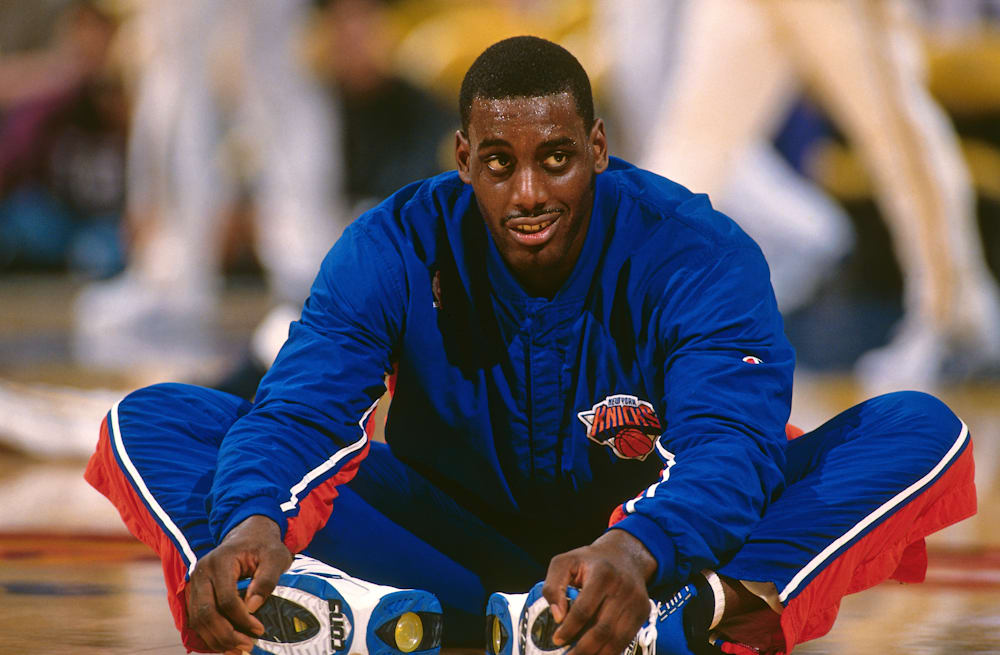 Ex Knicks Enforcer Anthony Mason Fighting For Life Following Surgery