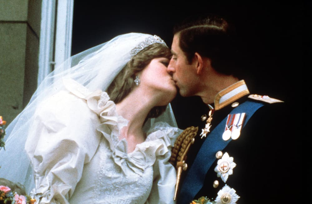 Designers behind Princess Diana\'s iconic wedding gown reveal ...