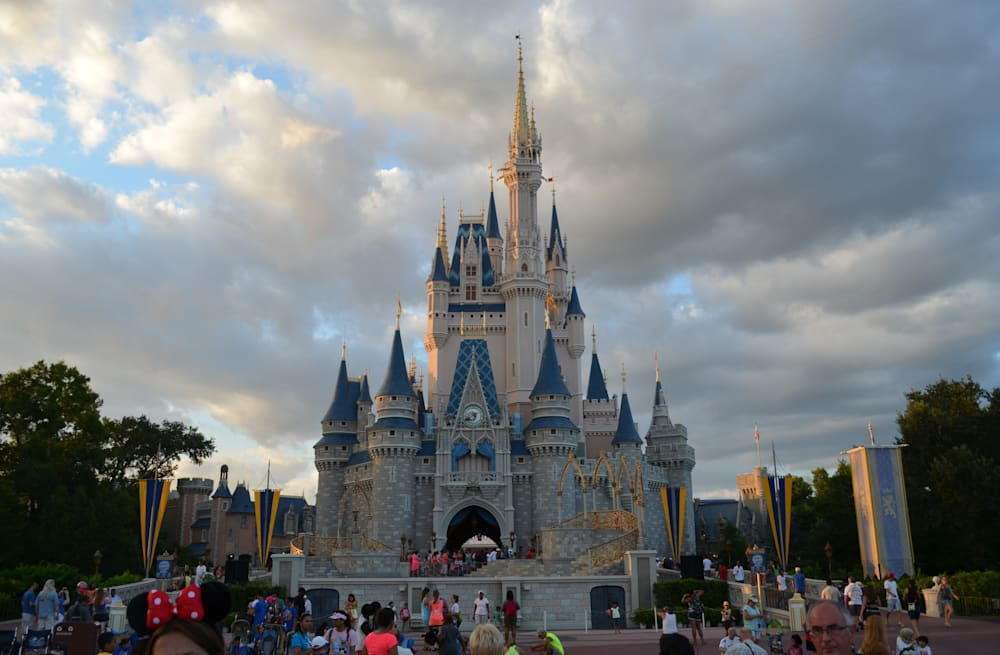 You can now rent Disney's entire Magic Kingdom for your wedding
