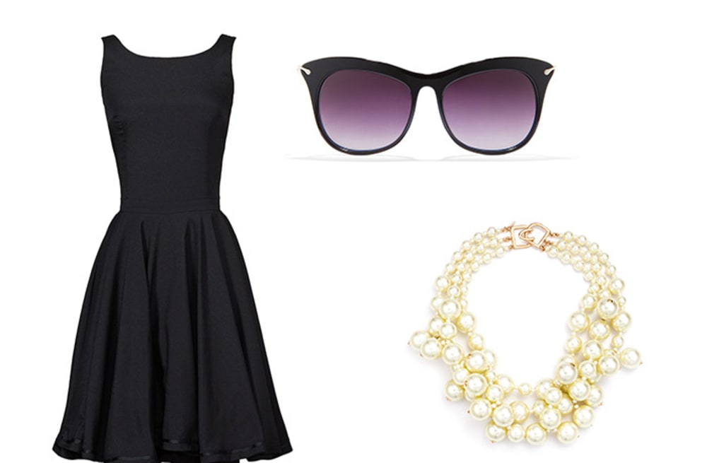 5 Ways To Turn Your Lbd Into The Perfect Halloween Costume Aol