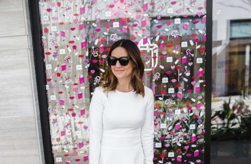 Street style tip of the day: Little white dress - AOL Lifestyle