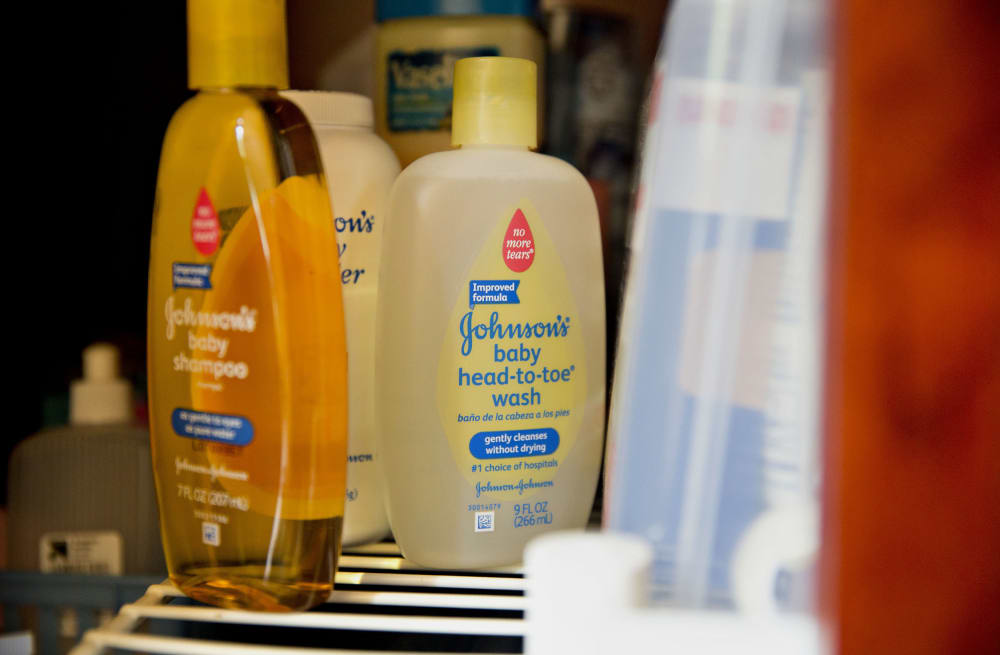 Johnson & Johnson loses trial over claims linking cancer to asbestos