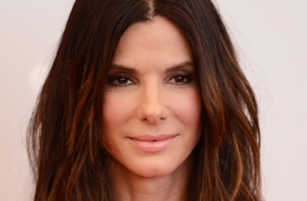 66c27ae0a29 10 flattering center part hairstyles to try now - AOL Lifestyle