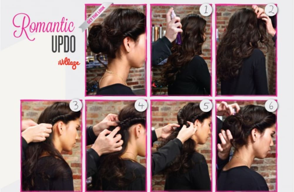 Diy Your Step By Step For The Best Cute Hairstyles Aol Lifestyle