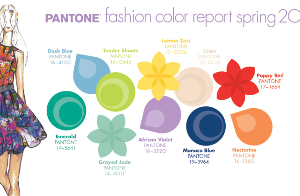 218c62d7ef439 The Colors You Should Be Wearing This Spring - AOL Lifestyle