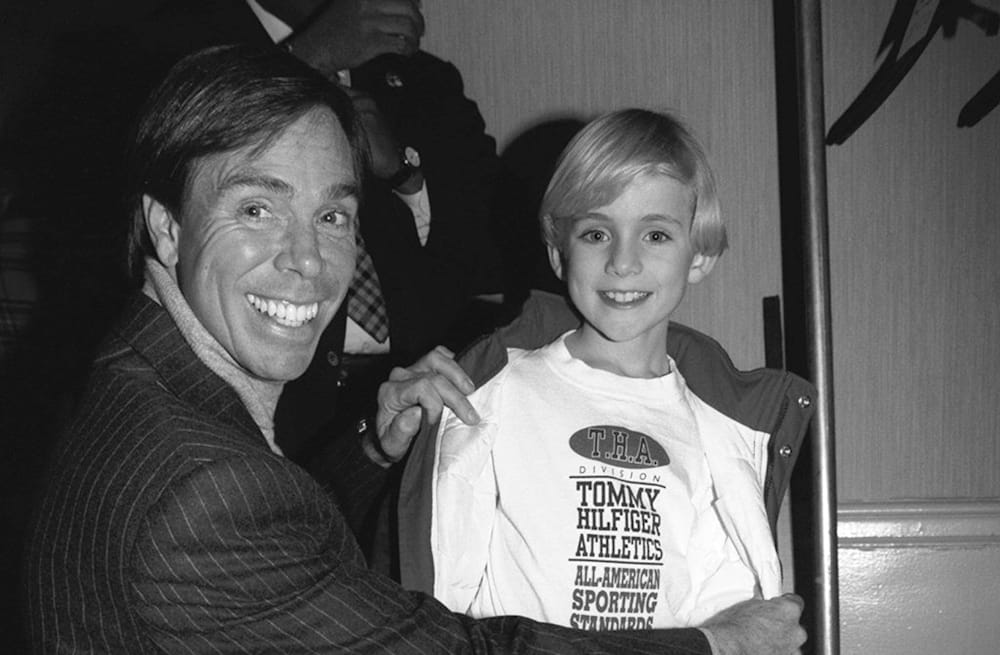 c41fdfaf All About Tommy Hilfiger and the Stars Who Love Him - AOL News