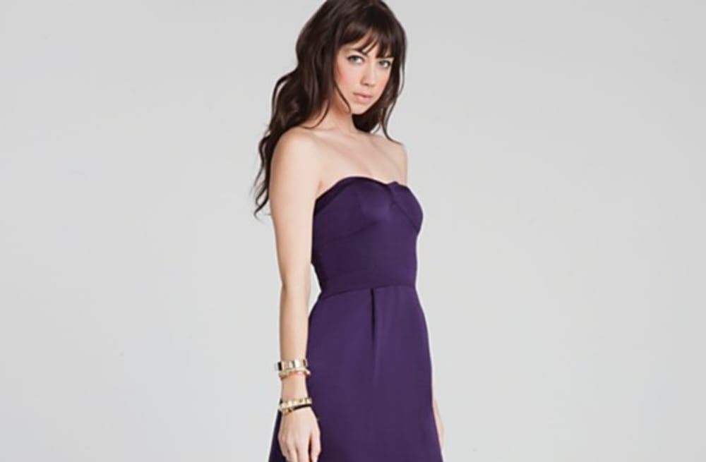 The Best Prom Dresses For Brunettes Aol Lifestyle