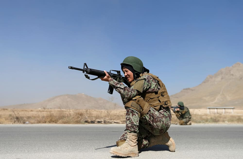 US forces say 2 American soldiers killed in Afghanistan