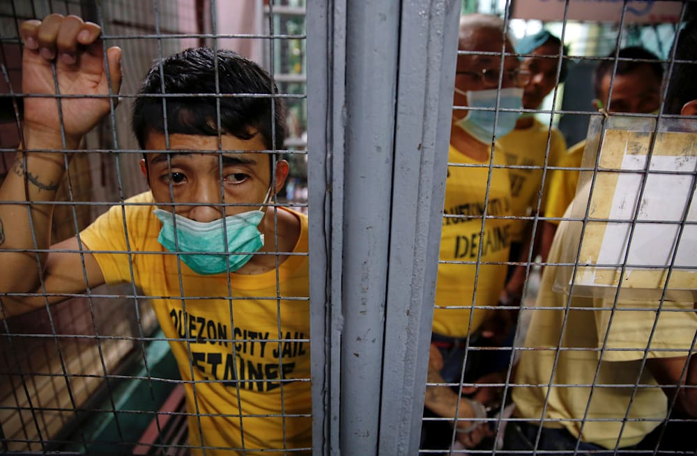 Philippines drug war turns a teeming jail into a haven - AOL News