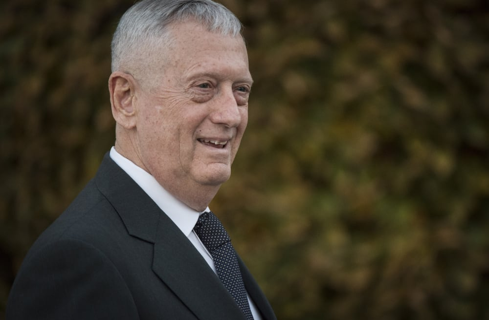 Gen. Mattis says he's 'angry and appalled' at Trump's response to protests