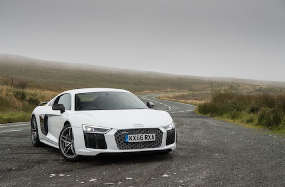 Road Test Of The Year 2016 Audi R8 V10 Plus Review Aol