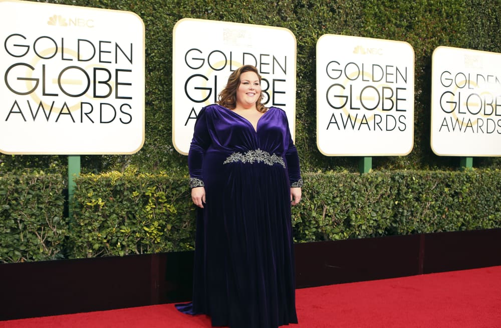 5a6f71be61e Christian Siriano speaks out after Chrissy Metz chooses different designer  for Golden Globes