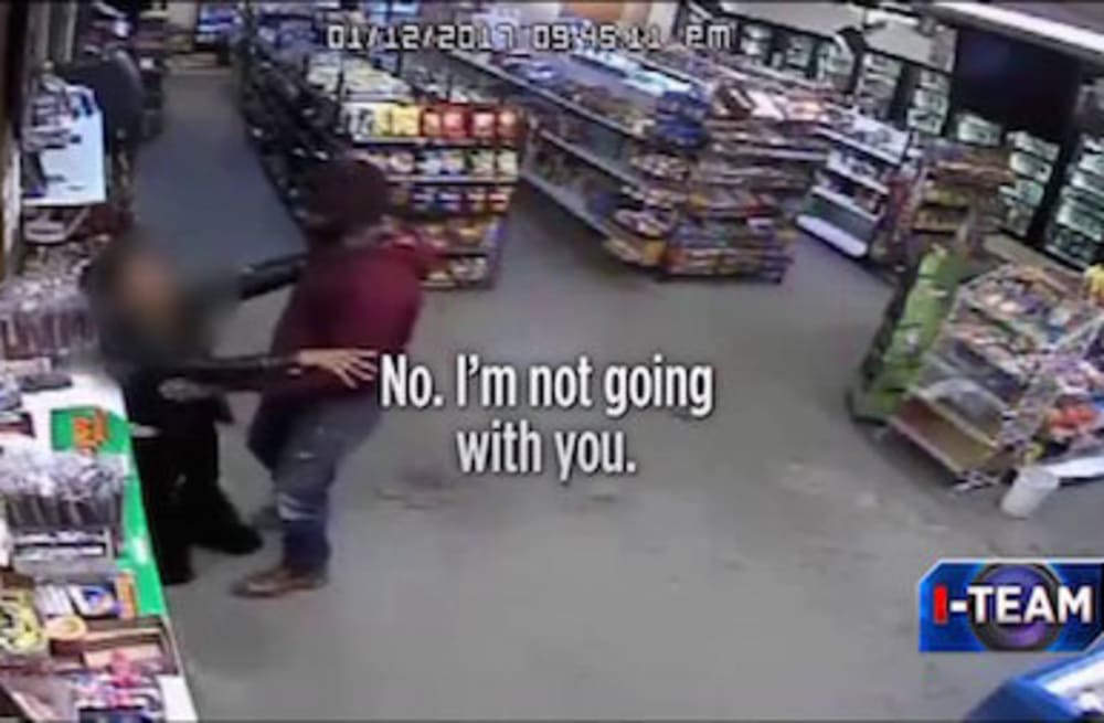 Chilling 911 Call Released From Abduction That Was Caught On Surveillance Camera