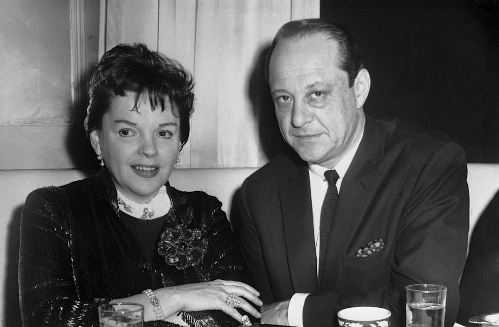 Posthumous autobiography from Judy Garland\'s third husband says she ...