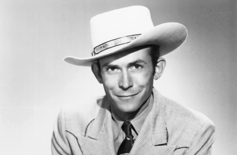 Hank Williams\' grandson is the spitting image of the late legend ...