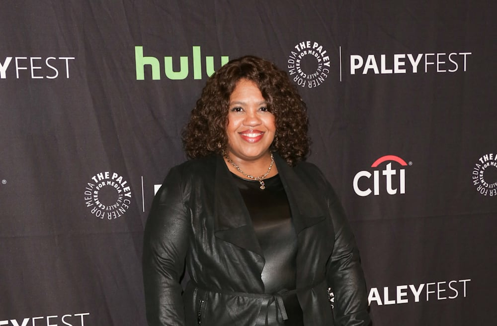 Greys Anatomy Star Chandra Wilson Opens Up About Daughters