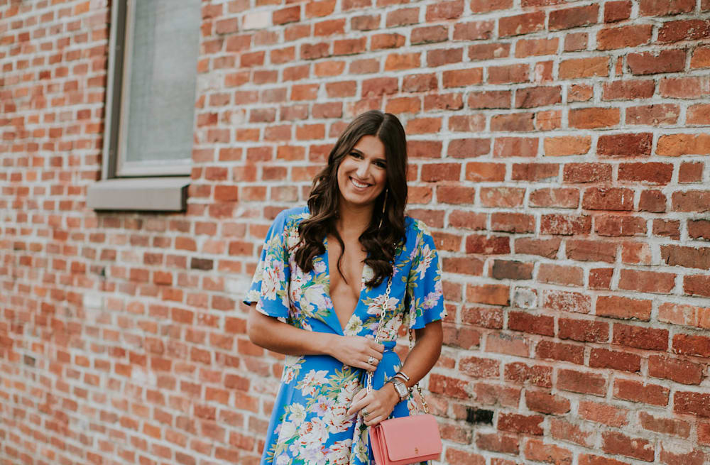 38030194e0f Street style tip of the day  Wrap mini dress - AOL Lifestyle