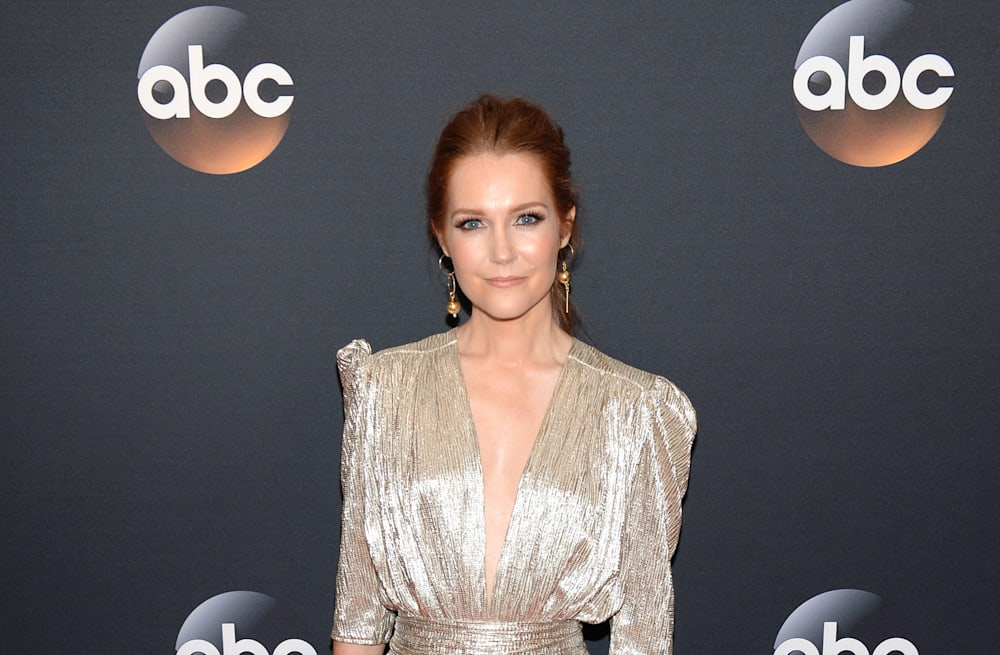 7458ed06114 Scandal' star Darby Stanchfield explains why she wants to be a 'fly ...