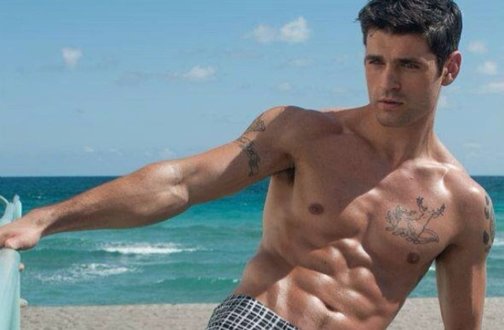 The Bachelorette Standout Peter Kraus Hot Modeling Photos
