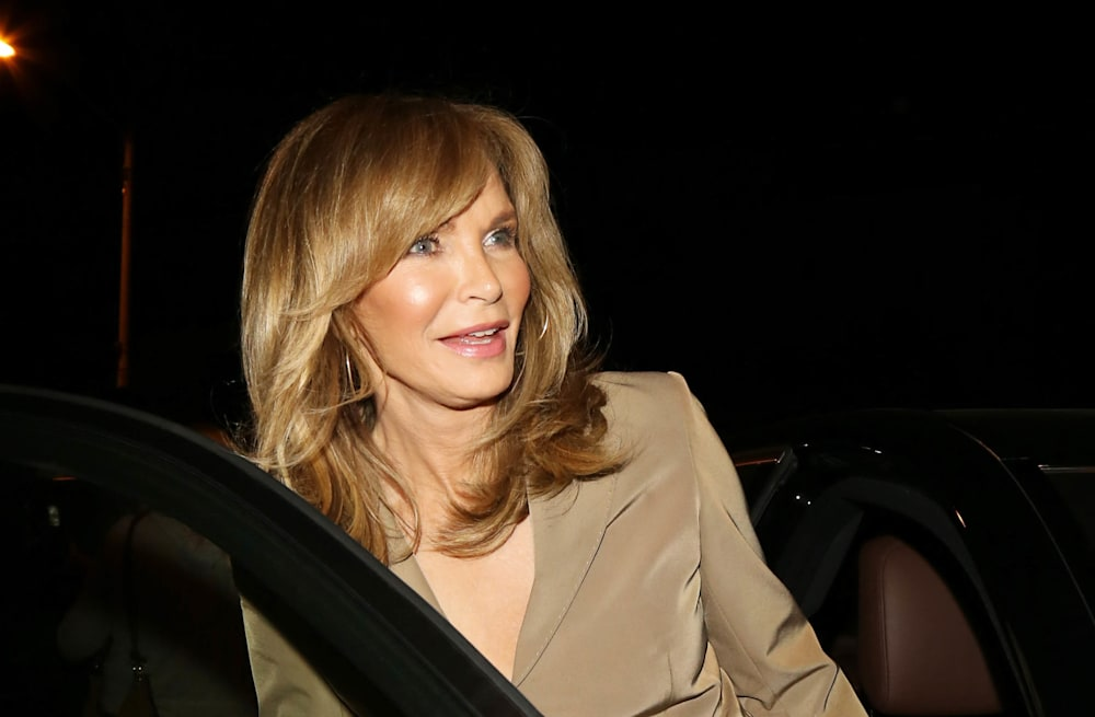 aac4899bd9cae Slideshow preview image. 22 PHOTOS.  Charlie s Angels  star Jaclyn Smith ...