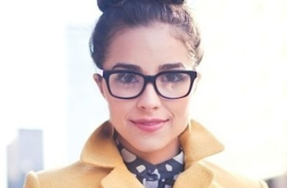 10 Ways To Look Gorgeous In Glasses Aol Lifestyle