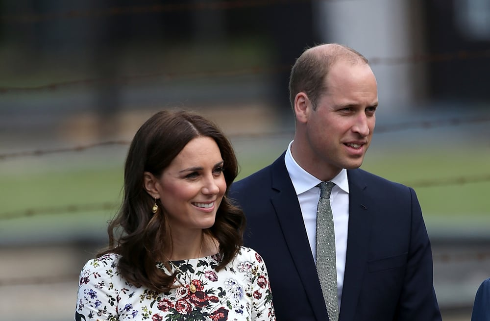 9f9244d16180a Kate Middleton and Prince William visit concentration camp in Poland, meet  survivors: Pics