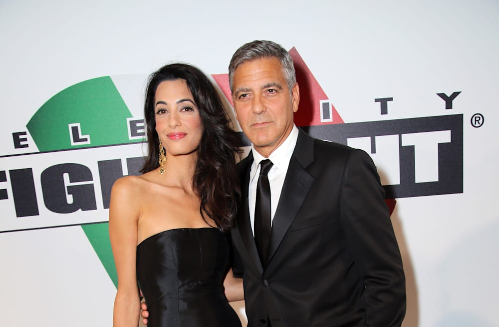 Amal Clooney\'s complete style transformation: From flattering ...