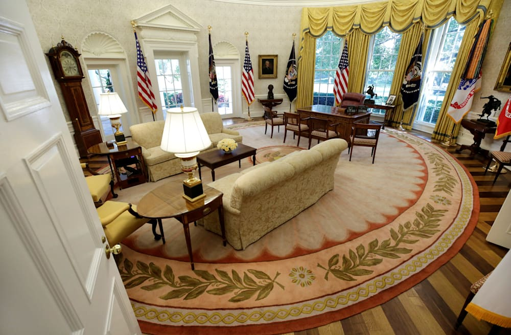 Trump White House spending $1.75 million on new furniture ...
