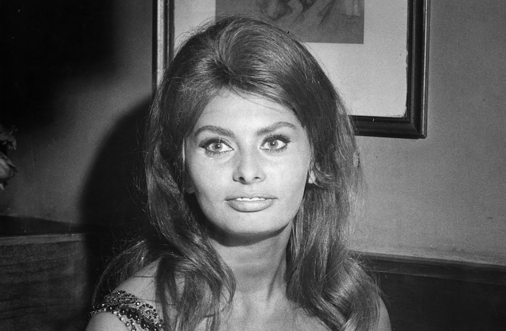 sophia loren see the 1960s bombshell then and now aol entertainment