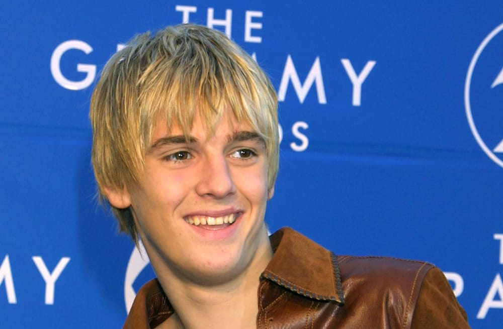 Aaron Carter Opens Up About Reconciling With Brother Nick After