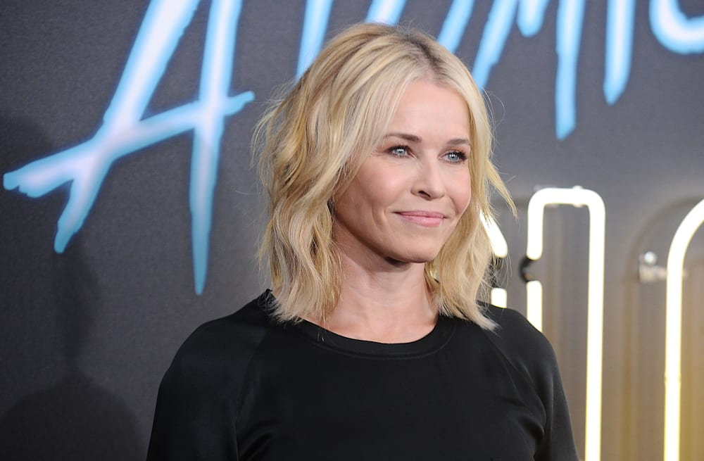 Slideshow preview image. 34 PHOTOS. Chelsea Handler ...