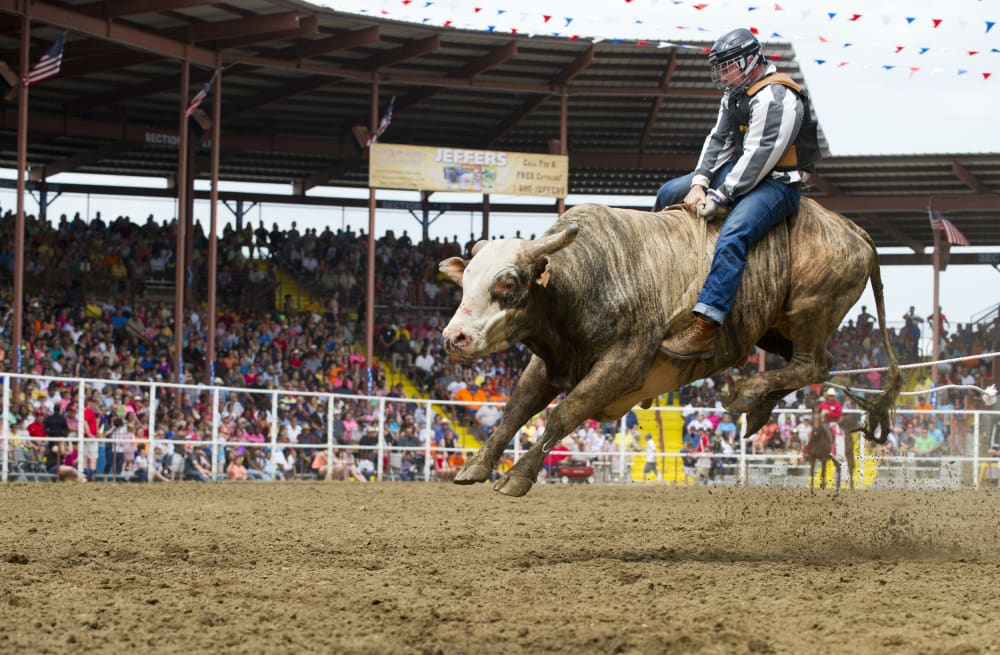 Teen raped by inmate at controversial La  prison rodeo