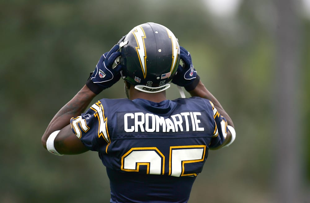 Antonio Cromartie  Protesting  is the reason  I m unemployed - AOL News 66a55c515