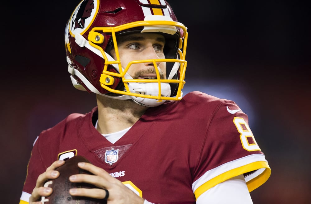 Kirk Cousins  Redskins  trade for Smith  came as surprise  - AOL News d255bb0e7