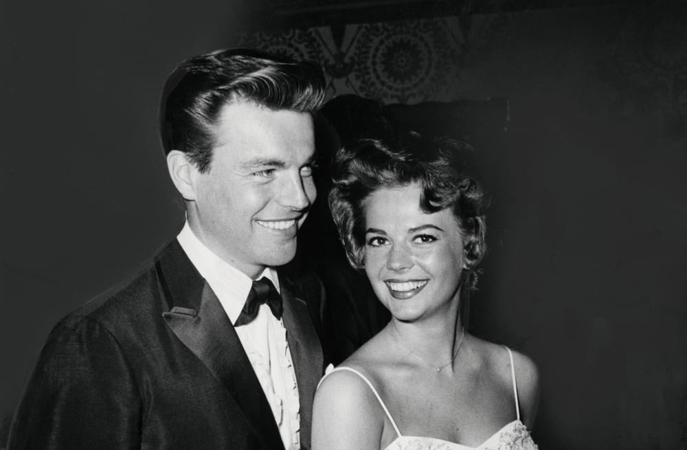 Robert Wagner Natalie Wood Young
