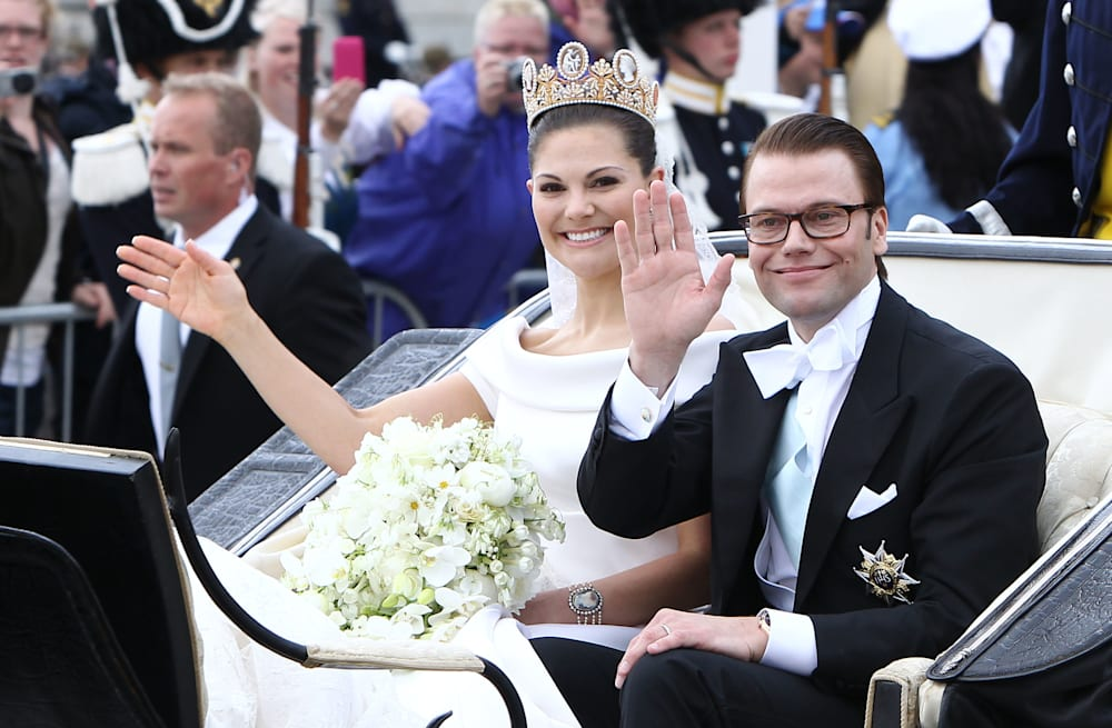 Most Expensive Weddings Slideshow Preview Image