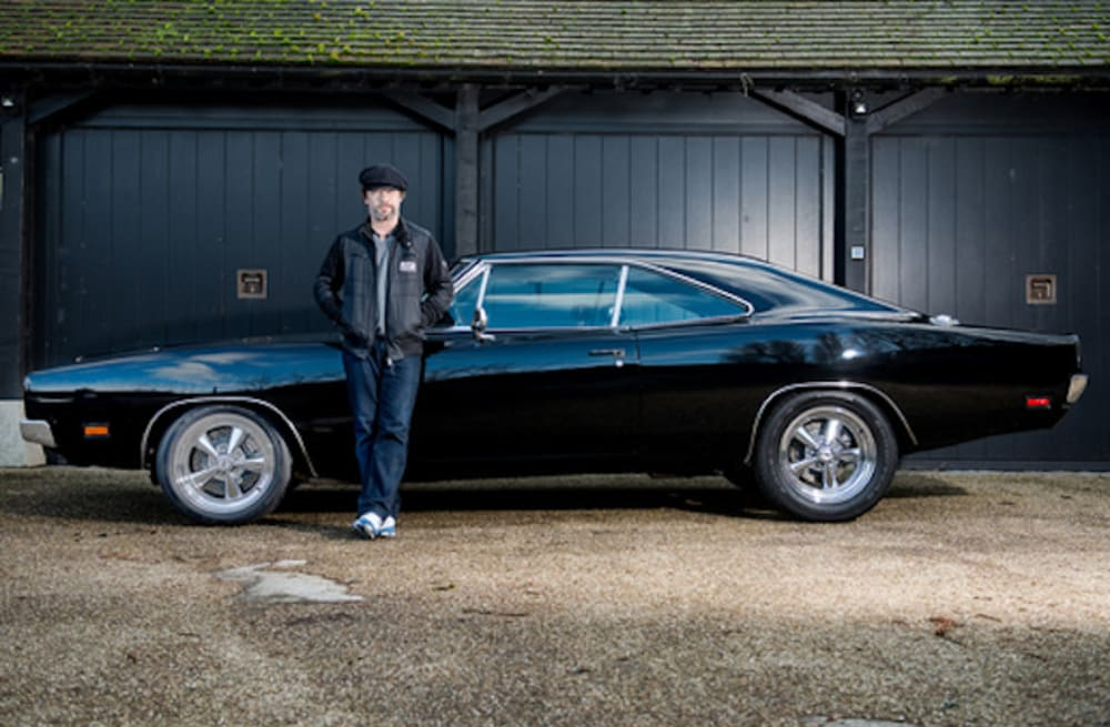Rare muscle car owned by Bruce Willis and Jay Kay to go under the ...