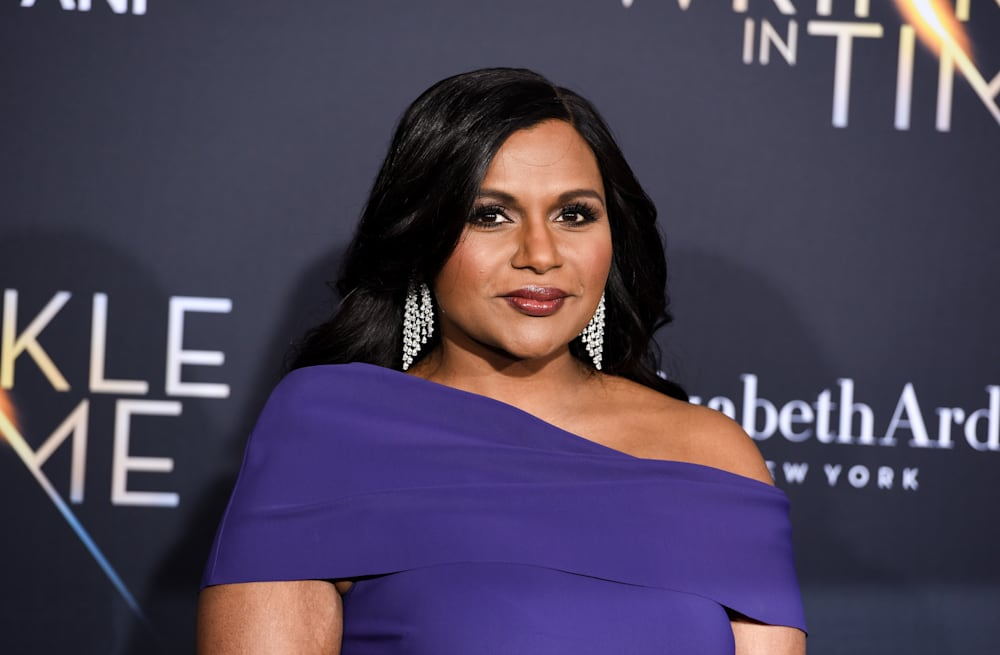 Mindy Kaling Gushes Over Her Baby S Best Skill At First Red Carpet Since Giving Birth Exclusive Aol Entertainment