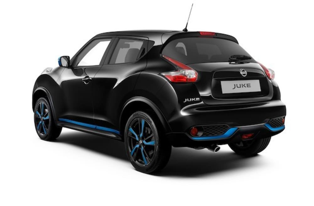 New Tech And Updated Design For 2018 Nissan Juke Aol